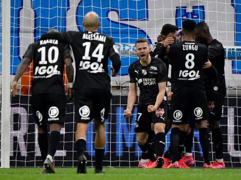 Tak Terima Didegradasikan dari Ligue 1, Amiens Menggugat