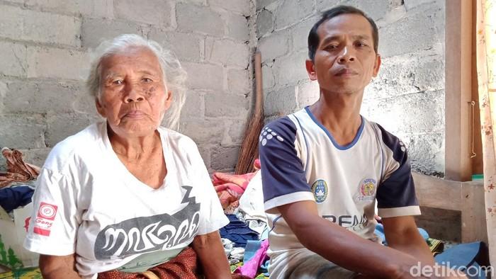 Mbah Minto, nenek yang viral gegara parodi Gagal Mudik