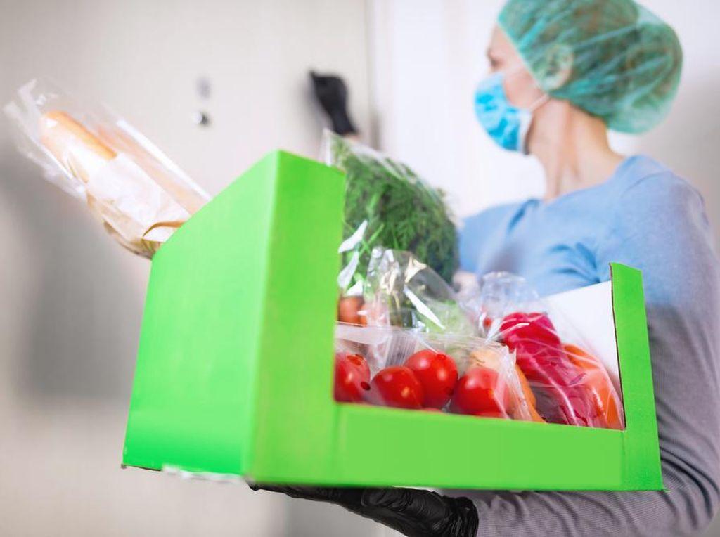 Kirim Donasi Makanan Bernutrisi untuk Tenaga Medis Lewat GrabFood