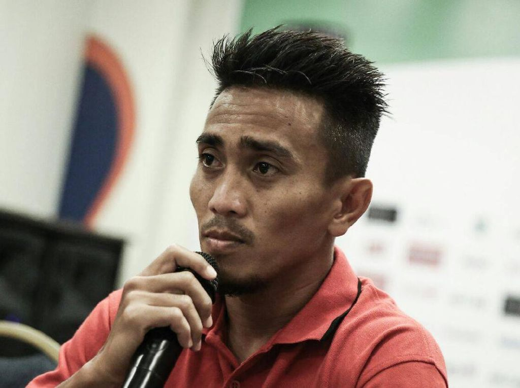 Tertahan di Bali, Taufiq Ikhlas Tak Berlebaran Bersama Keluarga
