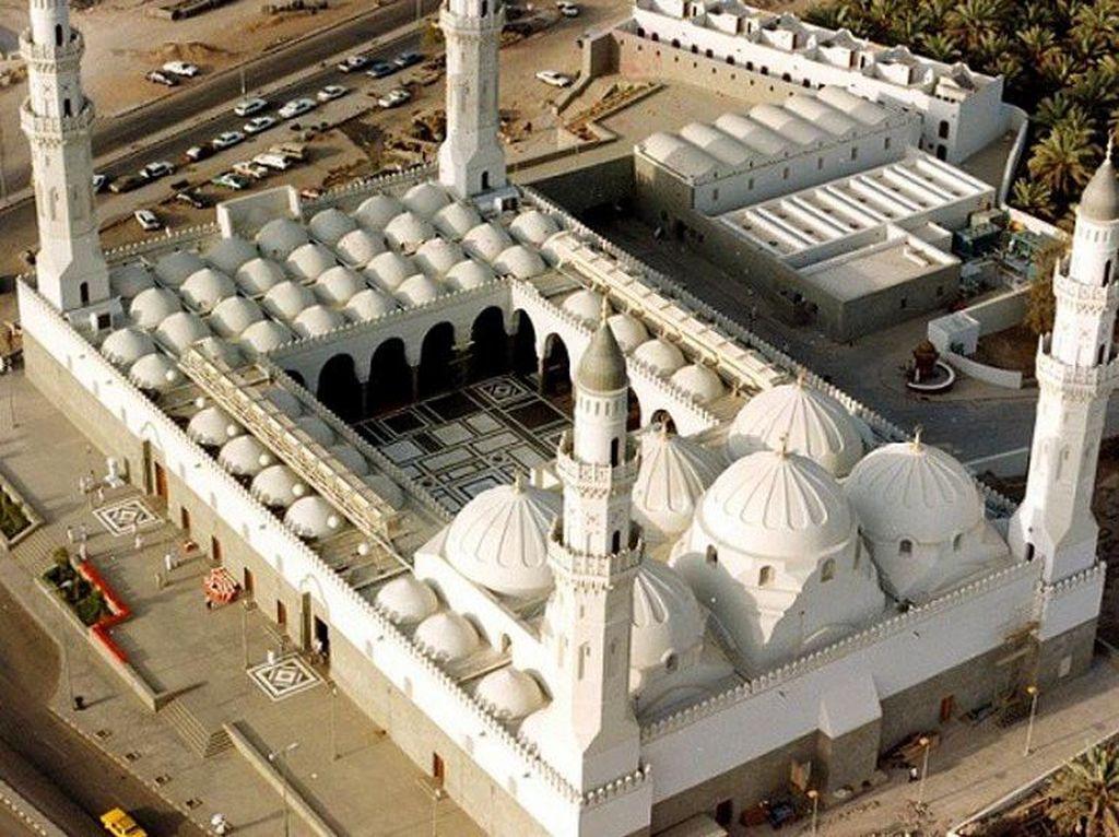 Mengenal Quba, Masjid Pertama yang Didirikan Rasulullah SAW