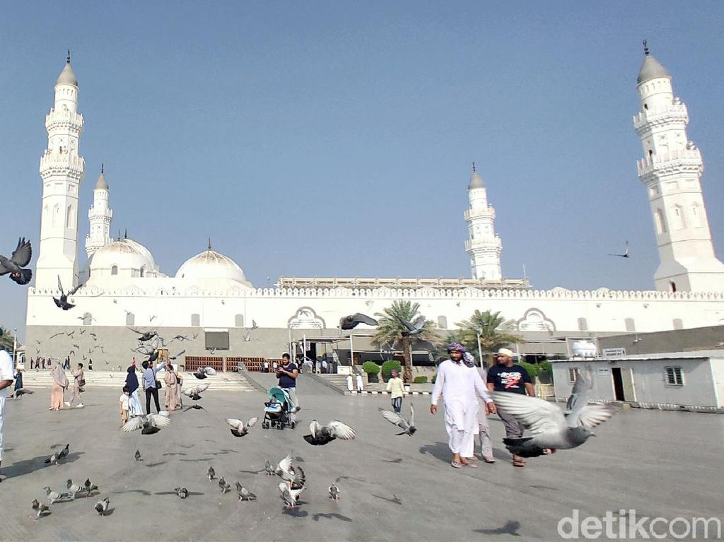Daftar Masjid Terindah Dunia, Traveler Sudah ke Mana Saja? (Bagian 1)