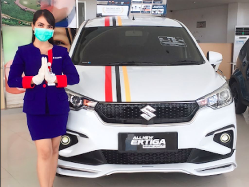 Harus Tetap Jualan di Masa Pandemi Virus Corona, Ini yang Dilakukan Suzuki