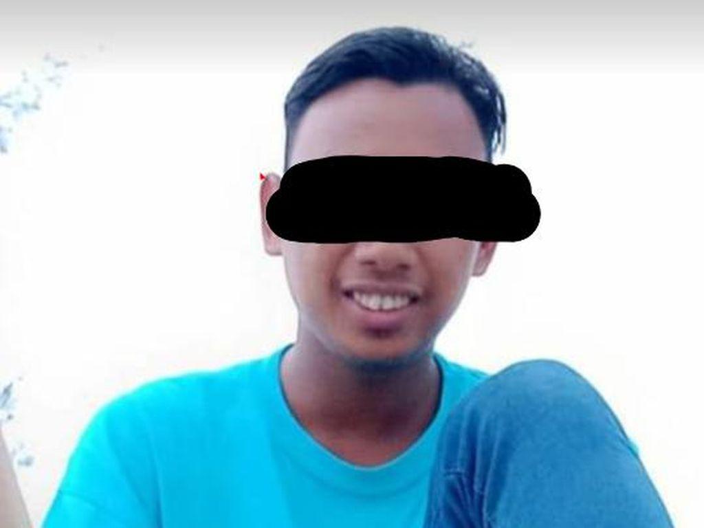 Ini Tampang Terduga Pelaku Teror Bom di Masjid Nurul Yaqin Kalteng