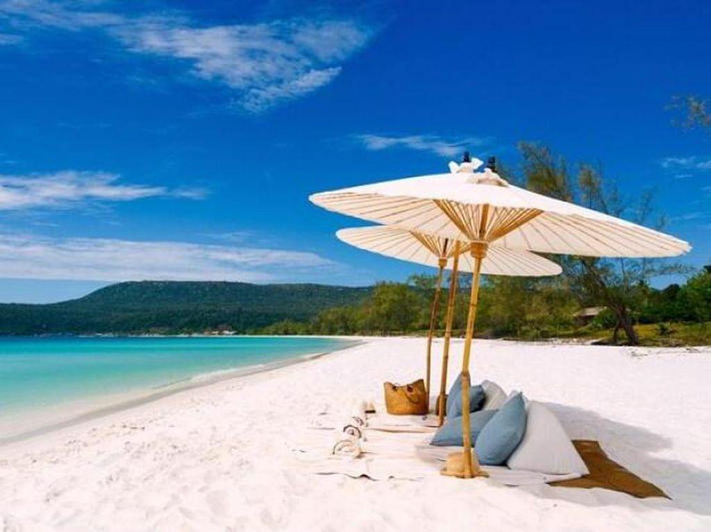 Kho Rong Island, Pulau Cantik dari Kamboja