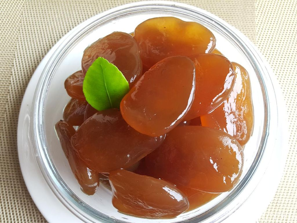 Resep Manisan Kolang-kaling Gula Aren yang Legit Harum