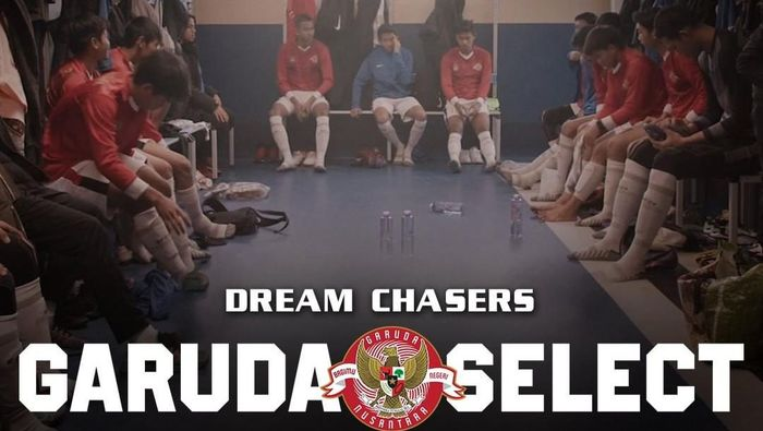 dream chasers garuda select mola tv garuda select