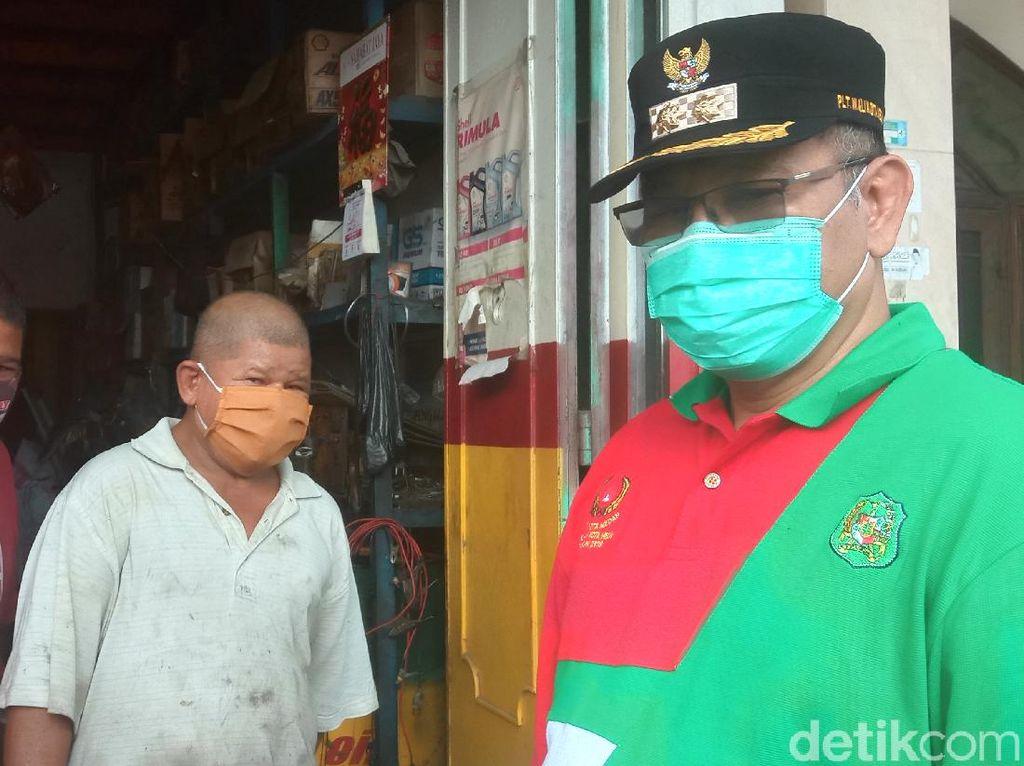 Pemko Medan Mulai Data OTG-PDP Corona untuk Karantina Rumah