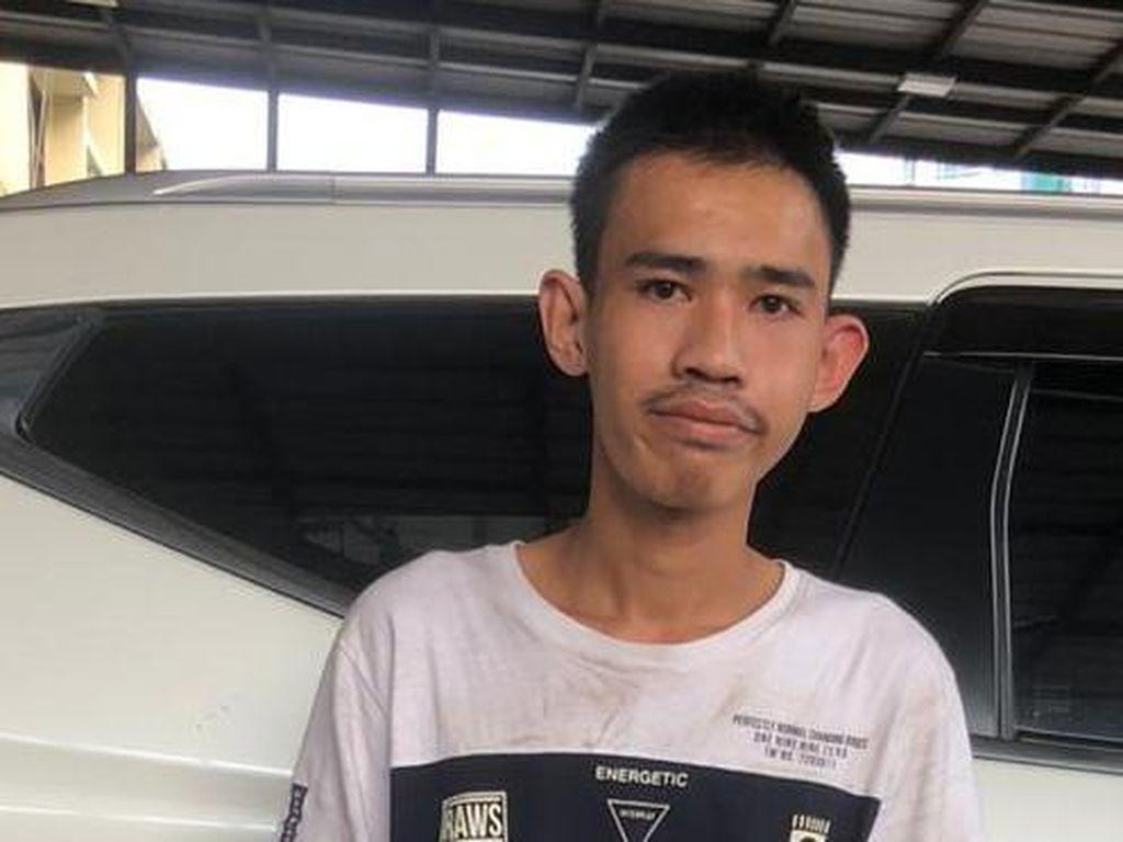 Ini Tampang Pria Perampok yang Bunuh Driver Taksi Online di Jaktim