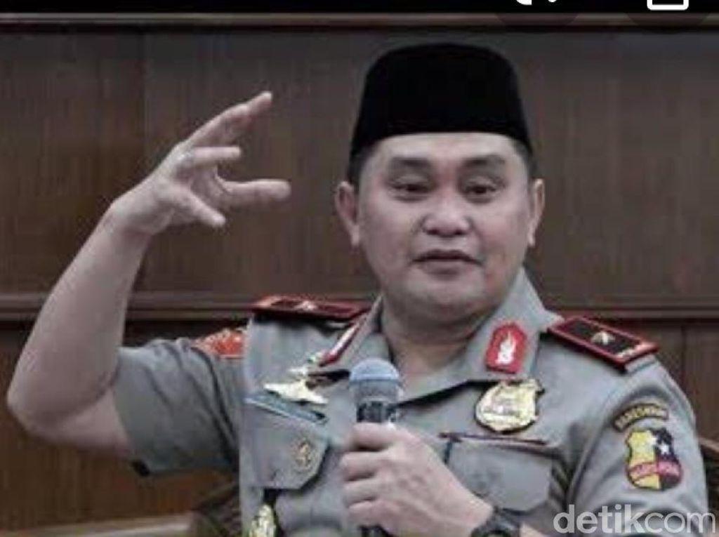 PWNU Berharap Kapolda Jatim yang Baru Bisa Membuat Jawa Timur Lebih Kondusif