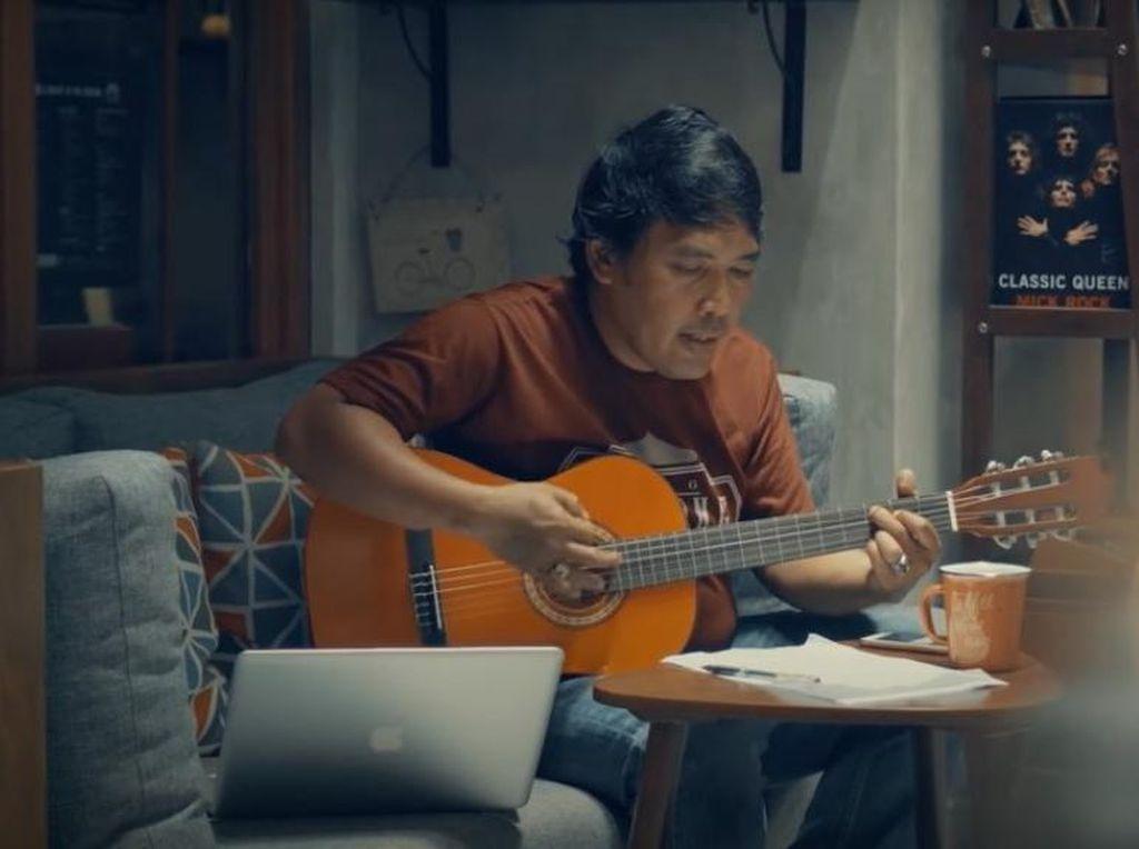 Once Mekel Bangga Pernah Bekerja Bareng Erwin Prasetya