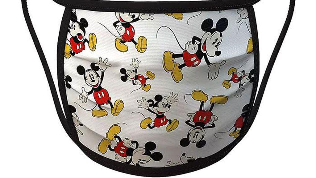 Perangi Corona, Disney Luncurkan Masker Lucu Mickey Hingga Marvel