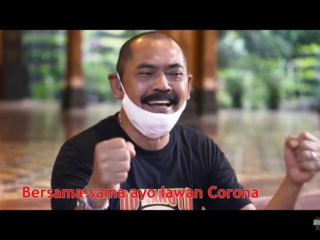 Saran FX Rudy ke Jokowi: Bansos Corona Lebih Baik Diganti Sembako