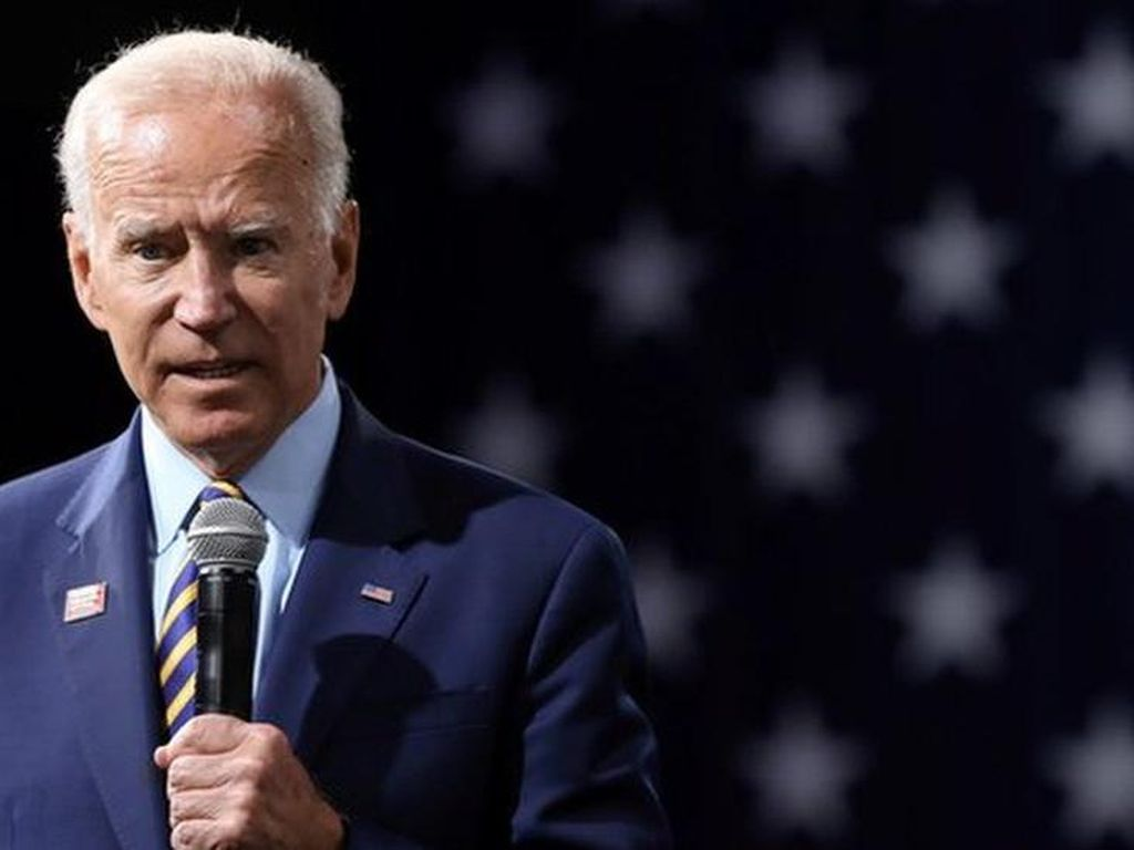 Joe Biden Janji Jadikan Tokoh Muslim Staf Jika Menang Pilpres AS