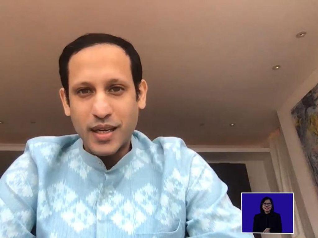 Curhat Murid ke Nadiem Selama Belajar di Rumah: Berutang Beli Paket Internet