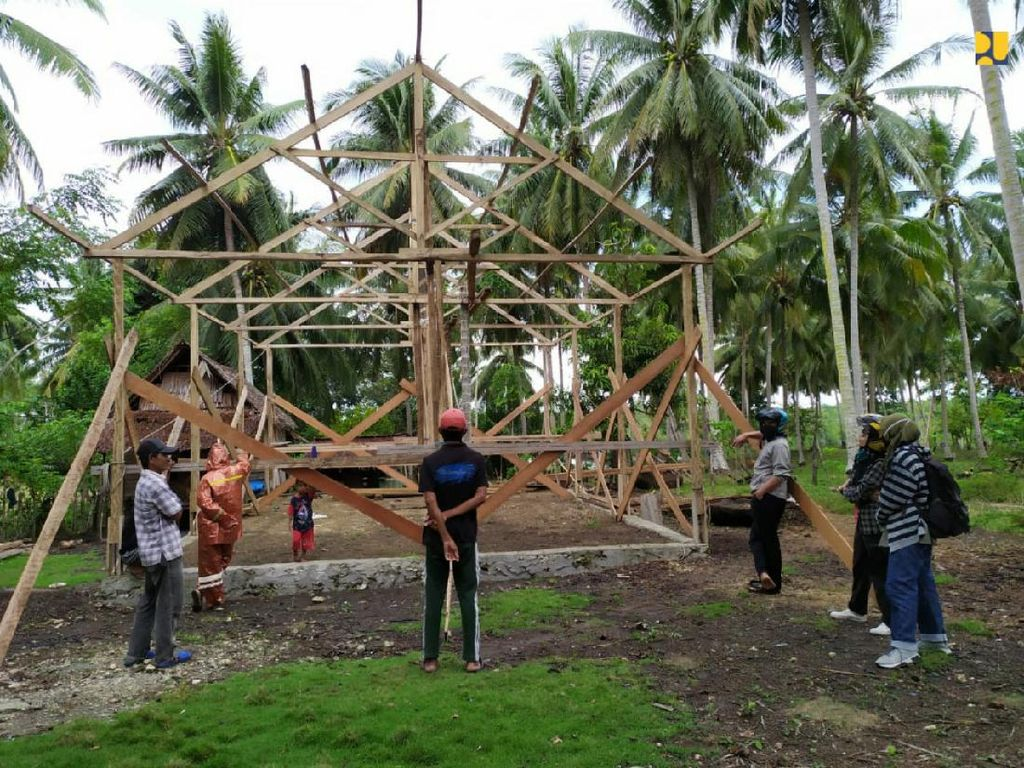 750 Rumah di Kabupaten Kampar Dapat Subsidi Bedah Rumah
