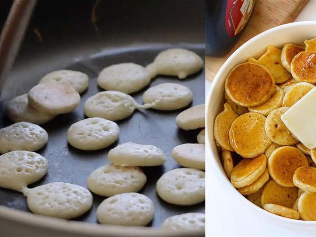 Pancake Sereal, Camilan Viral di TikTok yang Gampang Dibuat