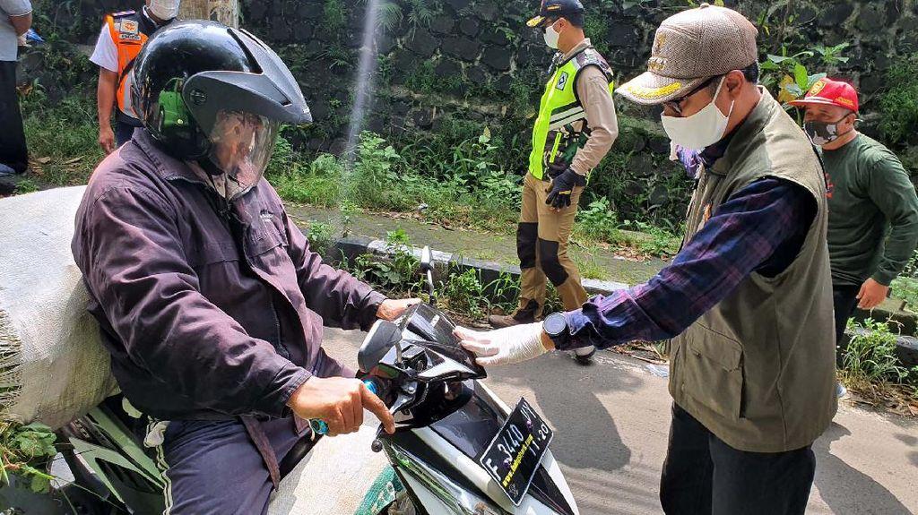 Wajib Masker di Sukabumi, Masih Ada Warga Bandel yang Melanggar