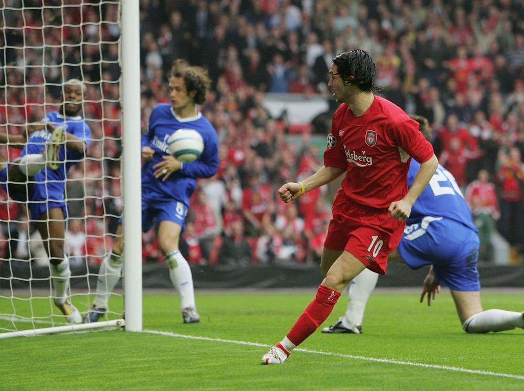 On This Day: Gol Hantu Luis Garcia Bawa Liverpool ke Final Liga Champions