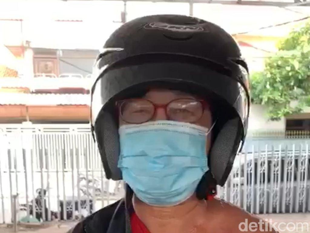 Wanita Surabaya Kulit Melepuh akibat Disemprot Disinfektan, Ini Penjelasan Camat