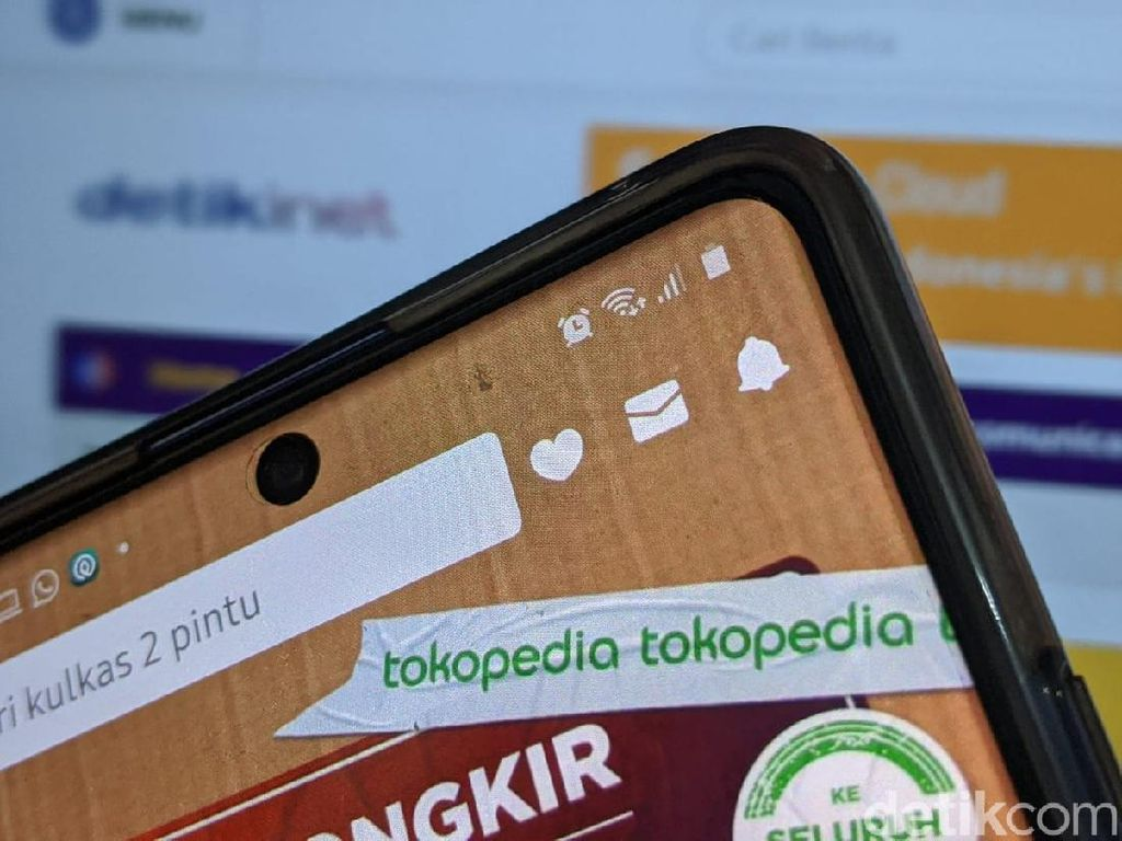 Video Polisi Analisis Anomali Alamat IP yang Masuk Sistem Tokopedia