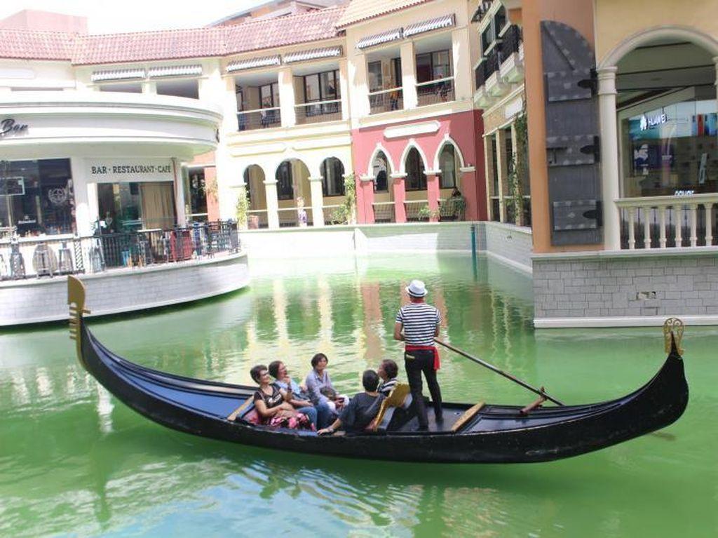 Merasakan Berada di Kanal Venesia tapi di Manila