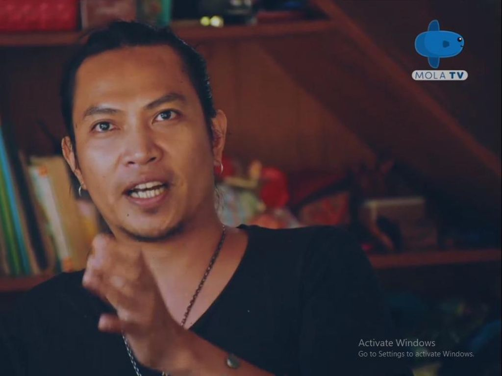 Kisah Robi Navicula, Pemusik Grunge yang Juga Petani Organik