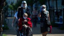 Ribuan Warga Spanyol Demo Memprotes Lockdown, Serukan PM Mundur
