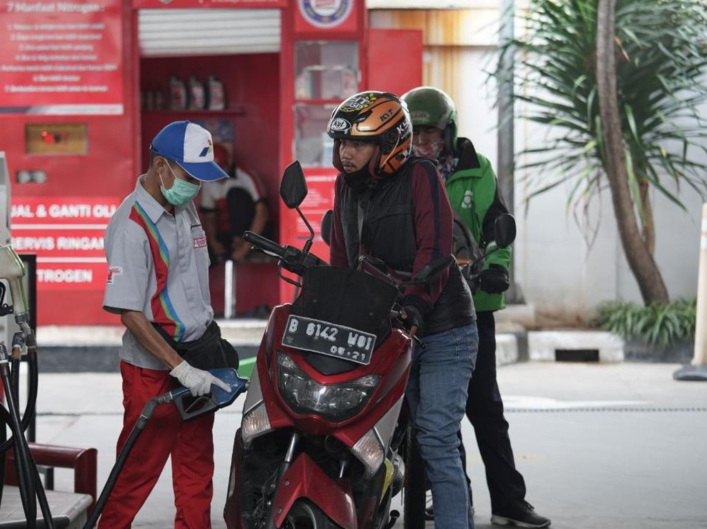 Pertamina: Stok BBM & LPG untuk Ramadhan dalam Kondisi Penuh