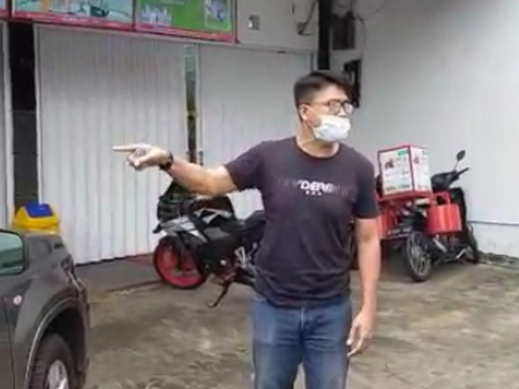 Cerita Petugas yang Dibentak-bentak Pria saat PSBB di Bogor