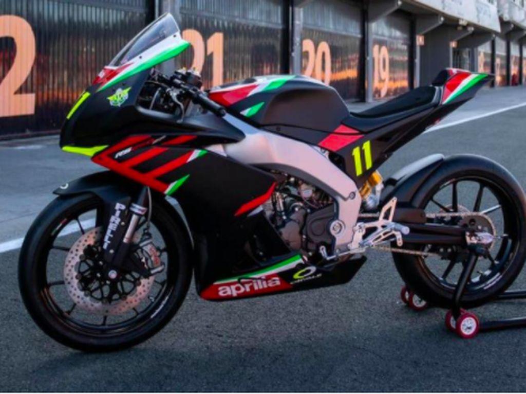 Motor Balap Aprilia 250cc Dijual, Harganya Tembus Rp 161 Juta