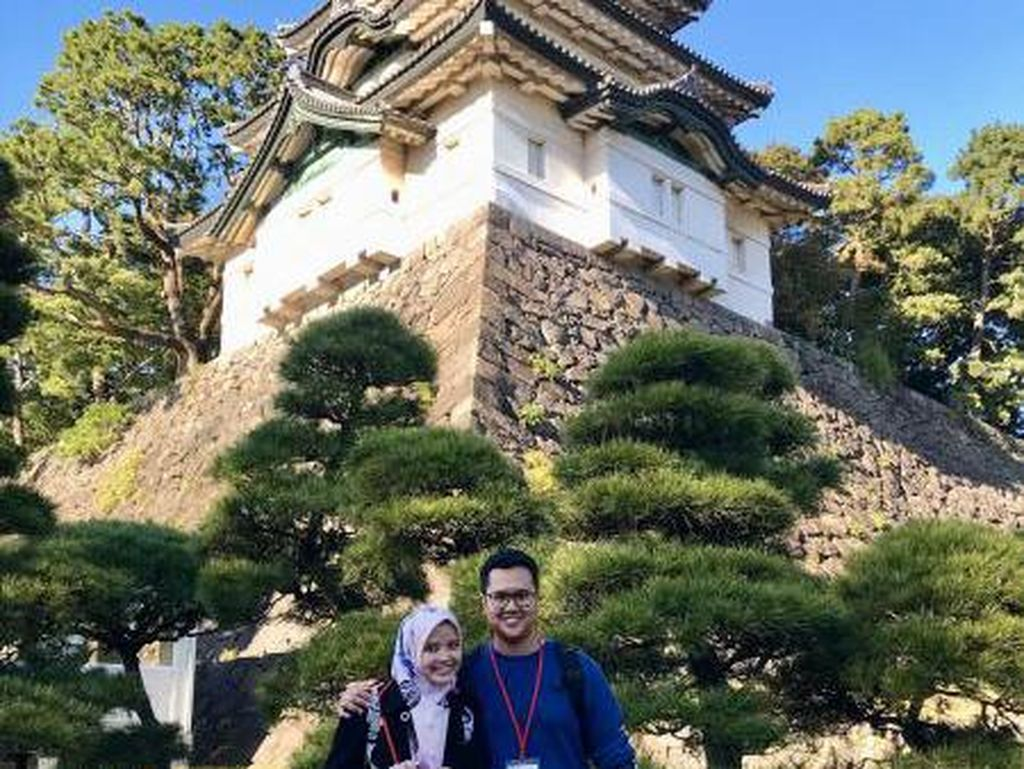 Tokyo Imperial Palace, Saksi Bisu Pergantian Tahta Kaisar Jepang