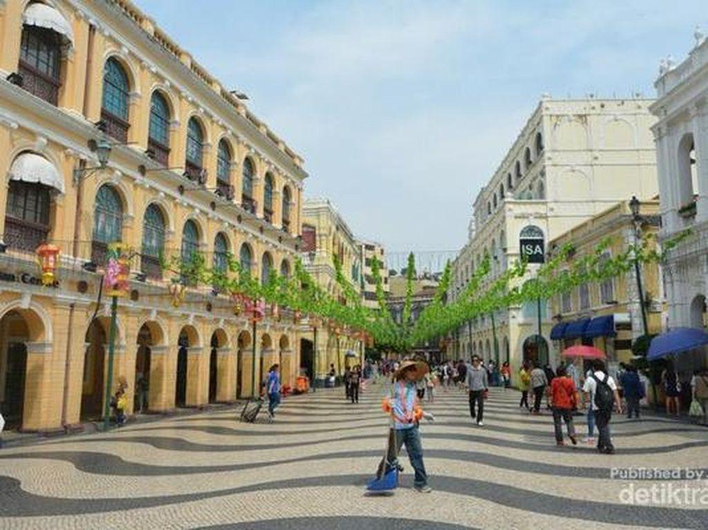 Tips Liburan ke Macau, Jalan Murah ke Hong Kong