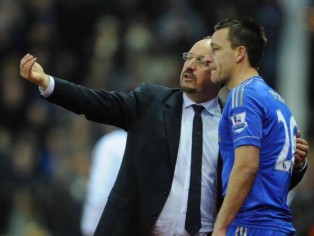 Terry ke Rafael Benitez Saat di Chelsea: Jangan Bawa-bawa Liverpool