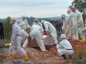 Duduk Perkara Warga Bekasi Tolak Petugas Makamkan Jenazah Diduga Corona