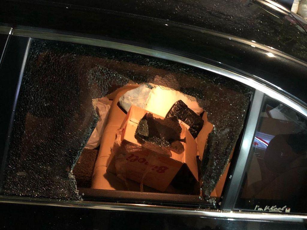 Kaca Mobil BMW dr Tirta Pecah Dibobol Maling, Perbaikannya Mahal?