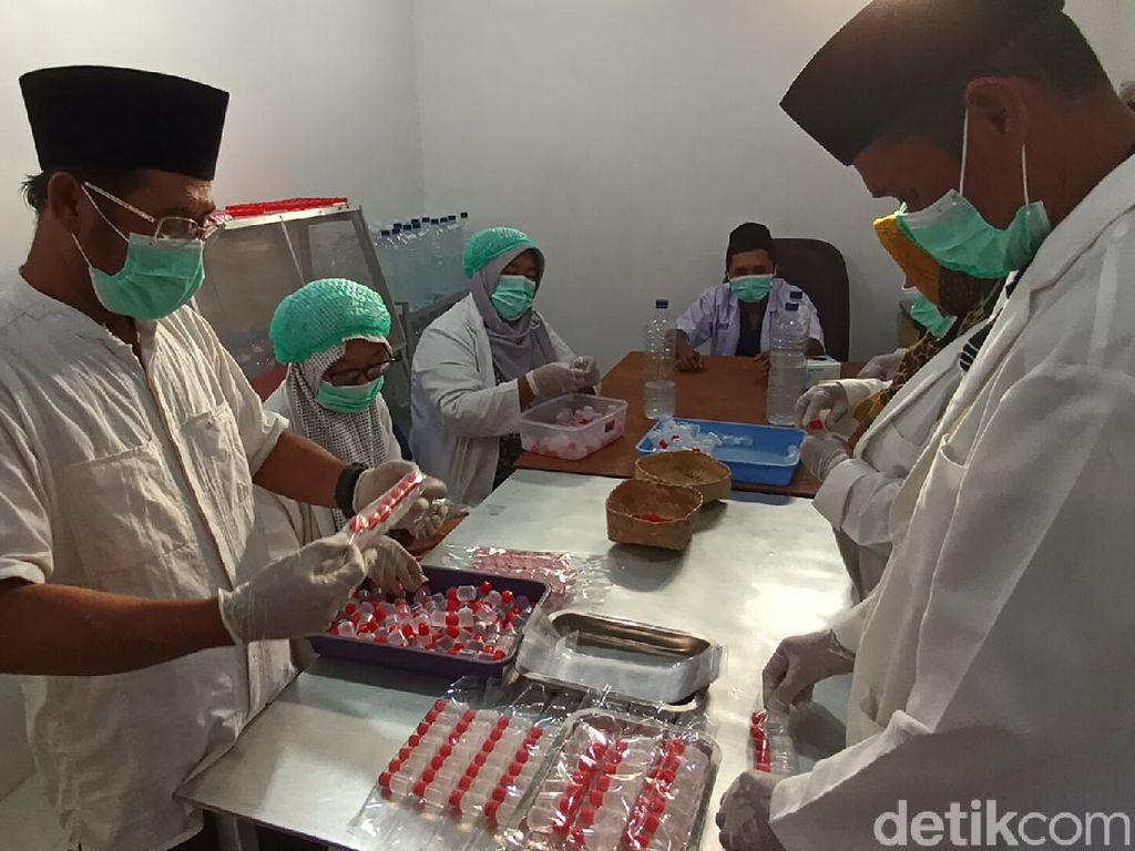 Zanjabila, Jamu Buatan Ponpes di Kediri yang Dipercaya Sebagai Obat Corona