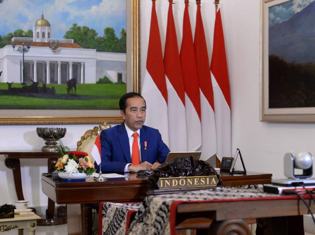 Jokowi Ingatkan Negara GNB Fokus Hadapi Corona, Tak Ingin Kerjasama Melemah