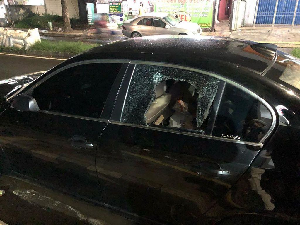 Selidiki Kasus Pembobolan Modus Pecah Kaca Mobil dr Tirta, Polisi Cek CCTV