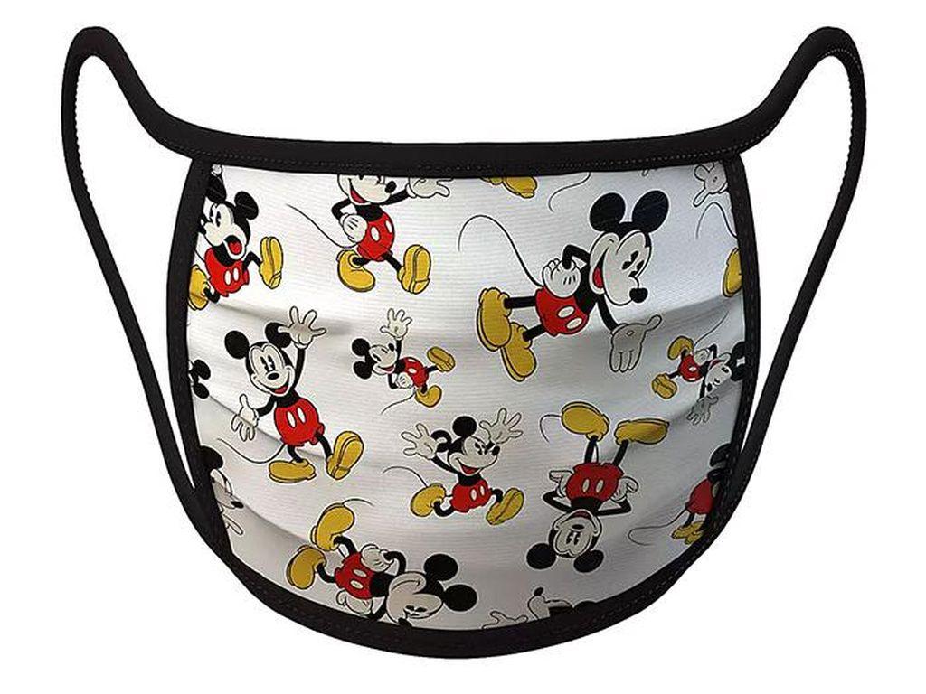 Gemas! Masker Bertema Kartun Disney Dijual Seharga Rp 298 Ribu