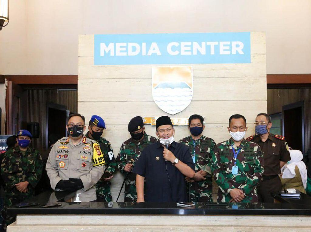 PSBB Bandung Berakhir 5 Mei, Pemkot Siap Ikuti Penerapan Skala Provinsi