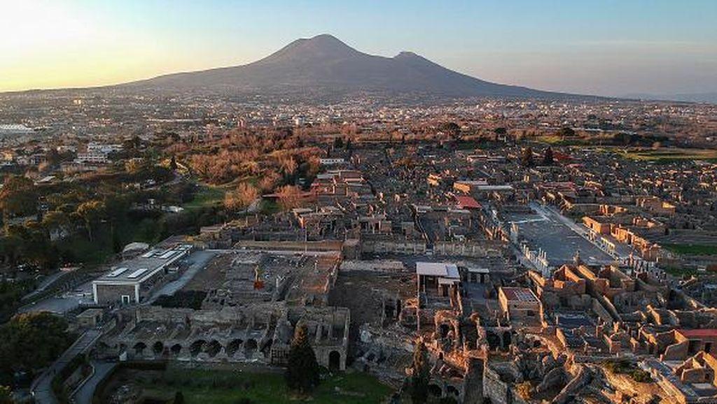 Pompeii, Kota Kuno Melegenda yang Jadi Situs Warisan Dunia