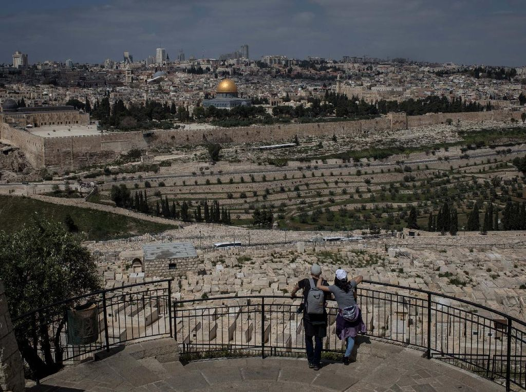 Palestina Hilang dari Google Maps, Kejadian Serupa Terjadi di 2016