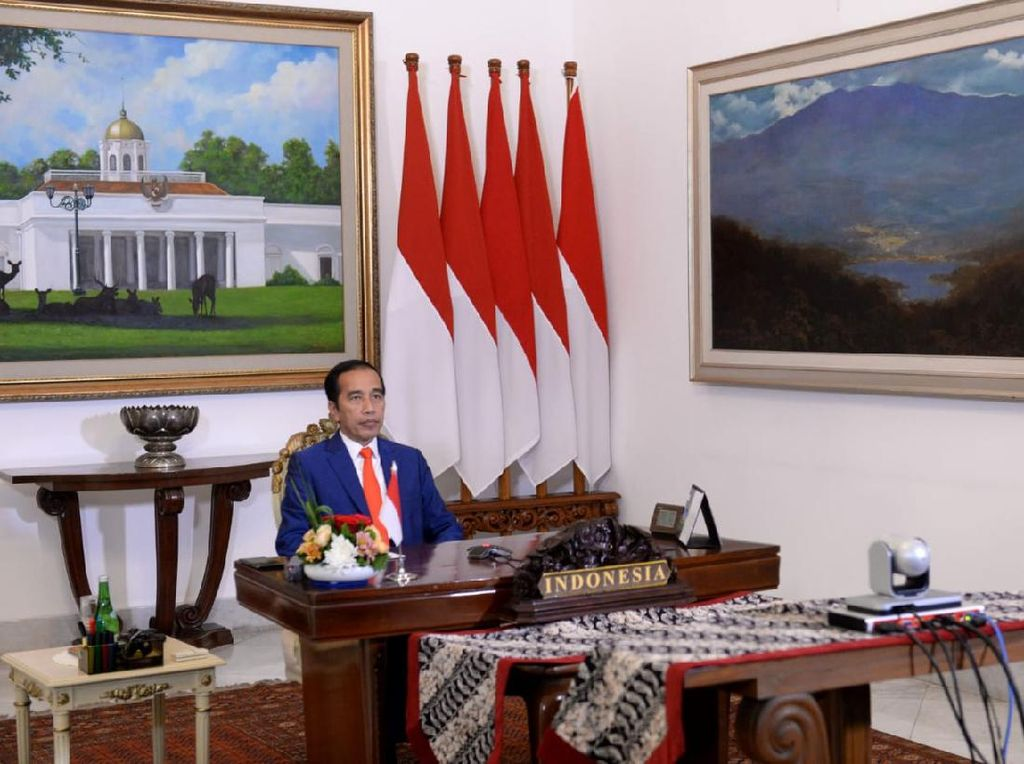 Jokowi: Dari 10 Provinsi Kasus Corona Terbanyak, 3 Terapkan PSBB