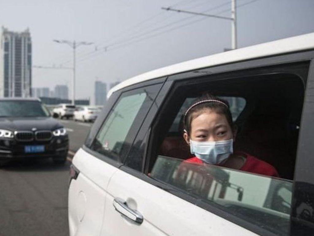 Keren! Meski Corona Menyerang, Penjualan Mobil di China Cuma Turun 2%