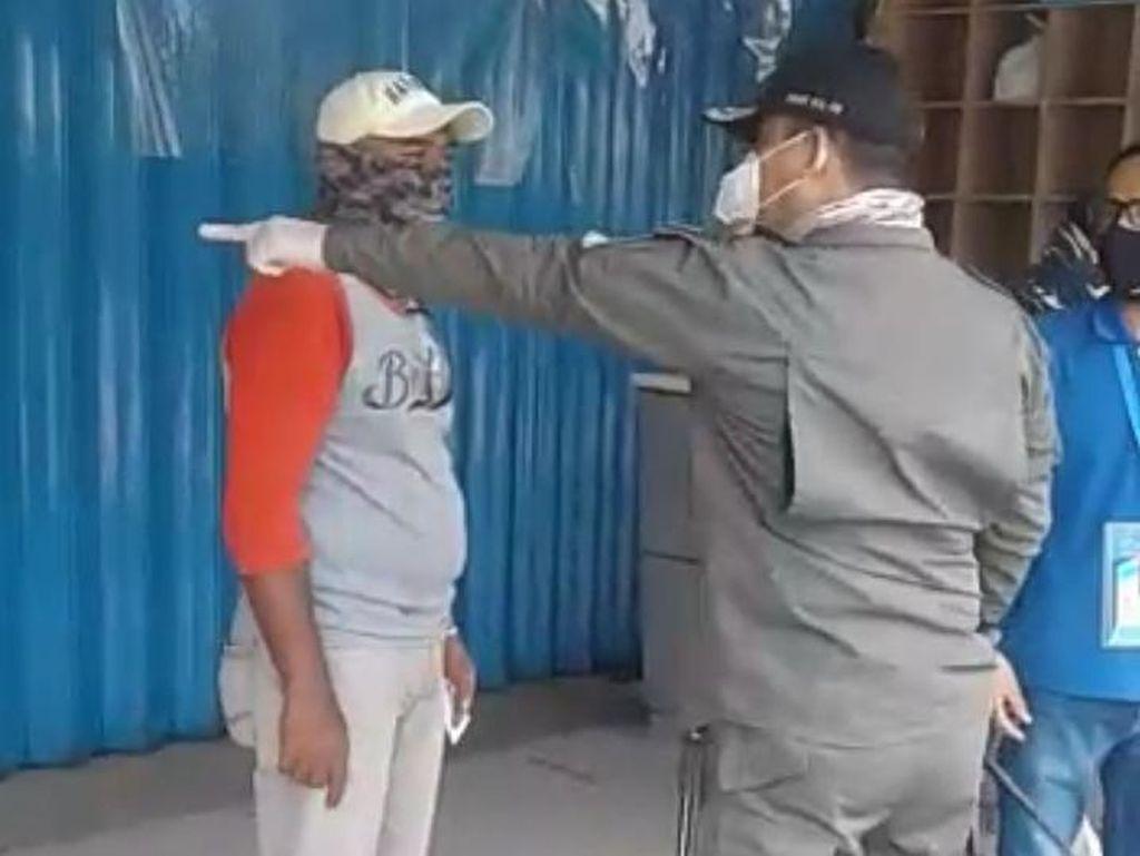 Kasatpol PP Makassar Ngamuk Toko Buka di PSBB, Pj Walkot: Sudah Diingatkan