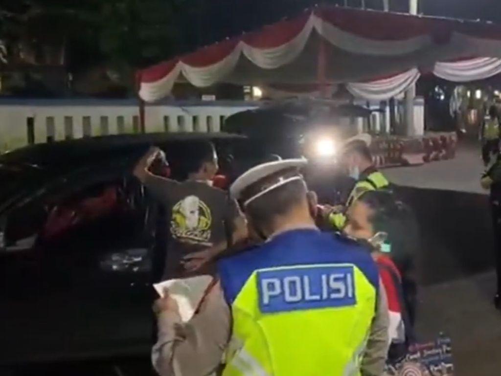 Bongkar Taksi Gelap Selundupkan Pemudik, Polisi: Laporan dari Masyarakat