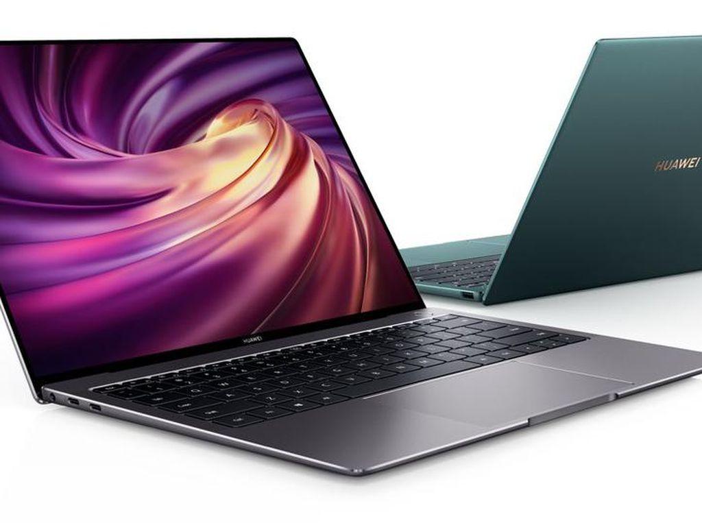 Huawei Boyong NoteBook Rp 30 Juta ke Indonesia