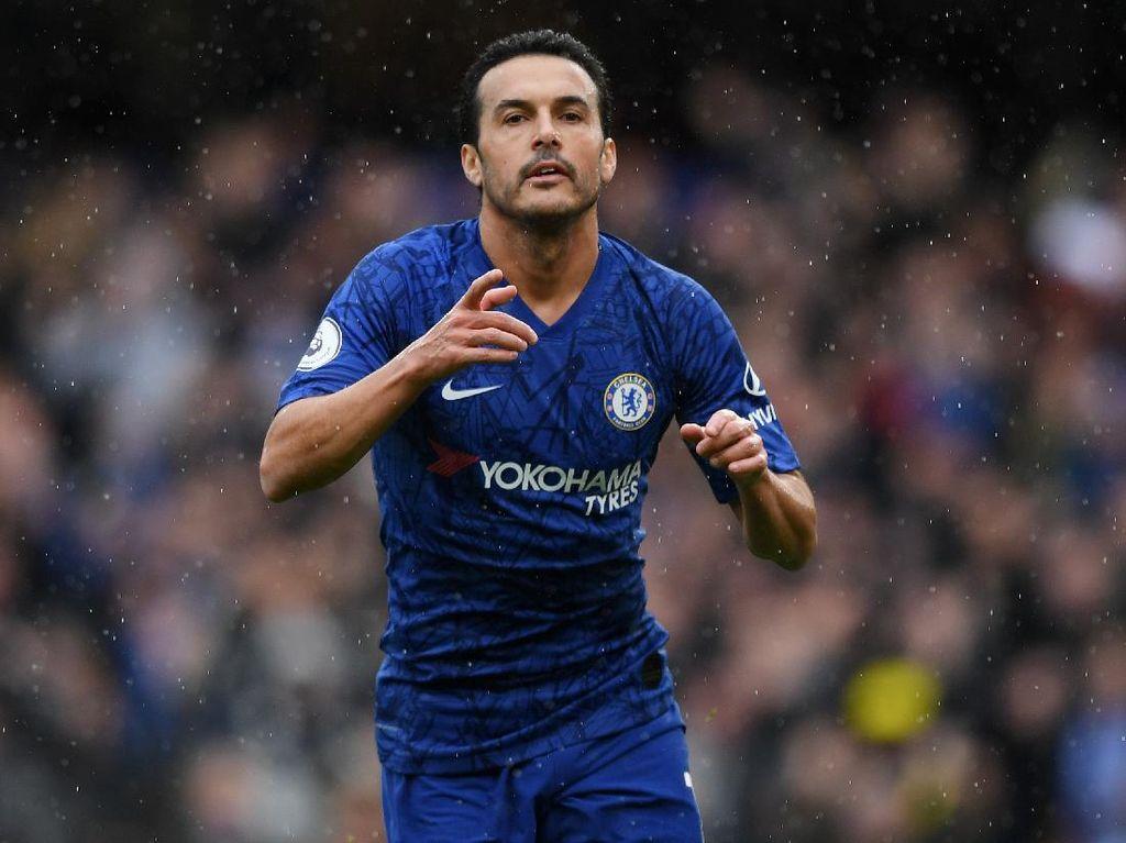 Terima Kasih, Pedro!