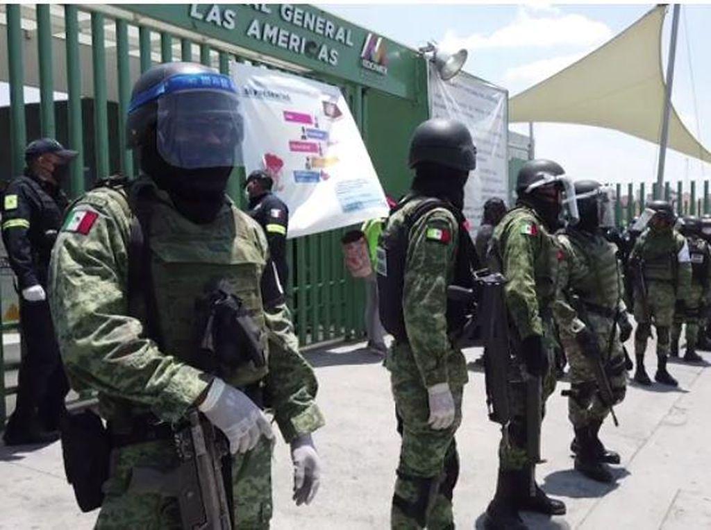 Minim Info Pasien Meninggal Covid-19, RS di Meksiko Diserang Warga